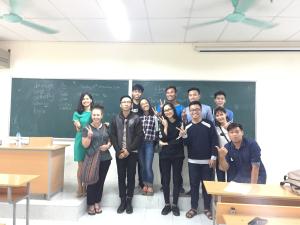 Teaching project - Hunre