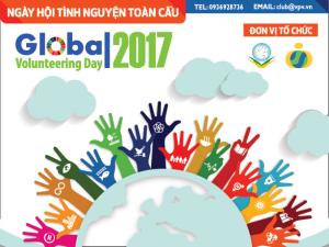 NGÀY HỘI TÌNH NGUYỆN TOÀN CẦU - GVD 2017