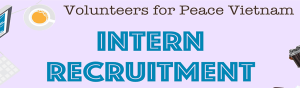 INTERN RECRUITMENT- MAY 2018