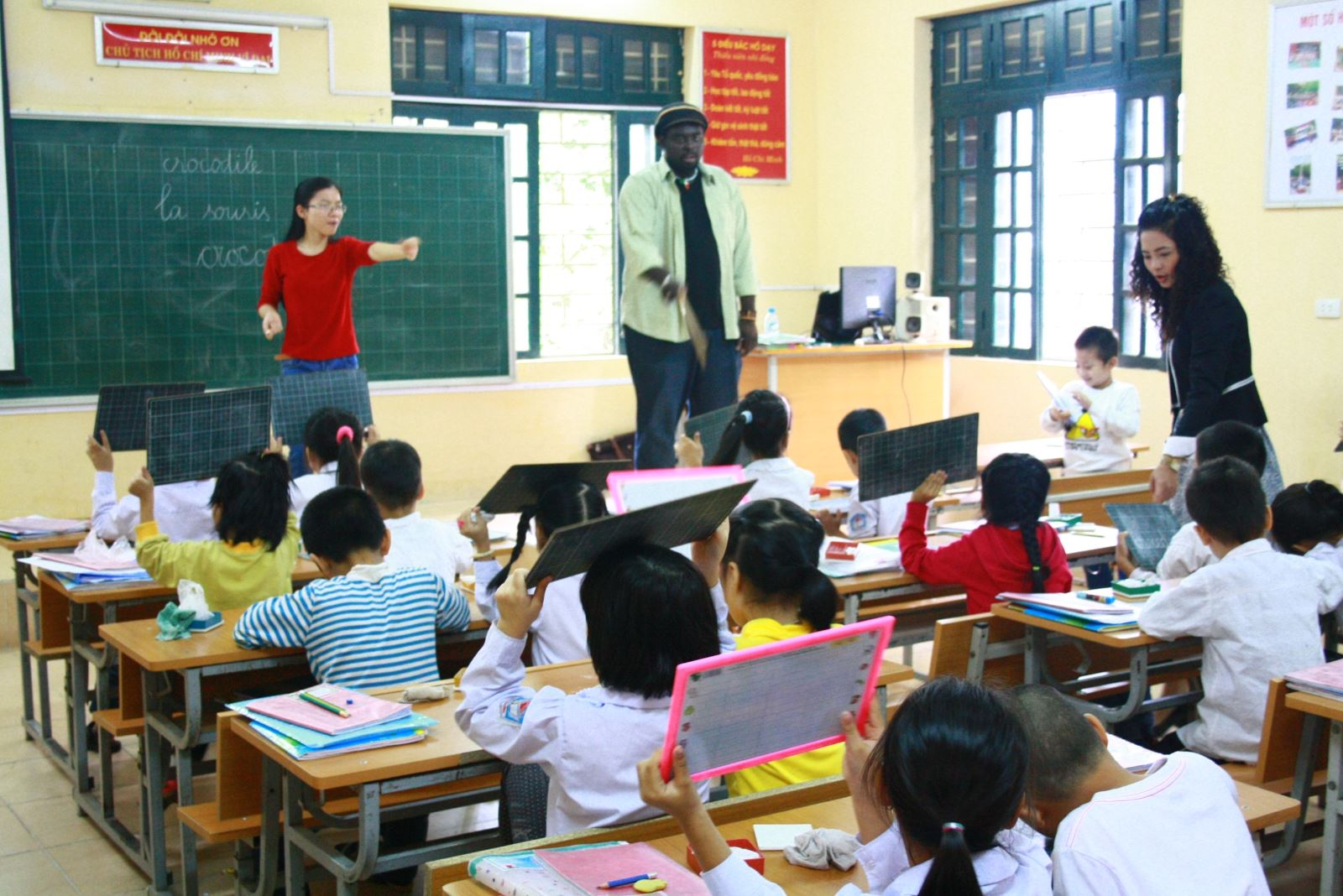 Projects in the Northern Vietnam
